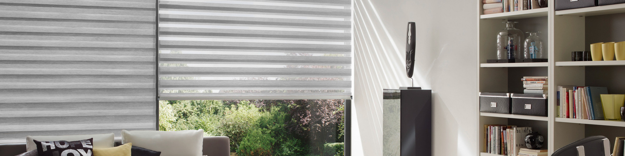 Example of the blinds available from Blind Revolution. Desktop image